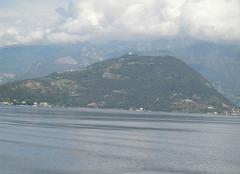 Brouillard Bergame 24100 Lac iseo