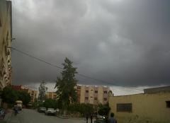 Nuages Nador Nuage d orage