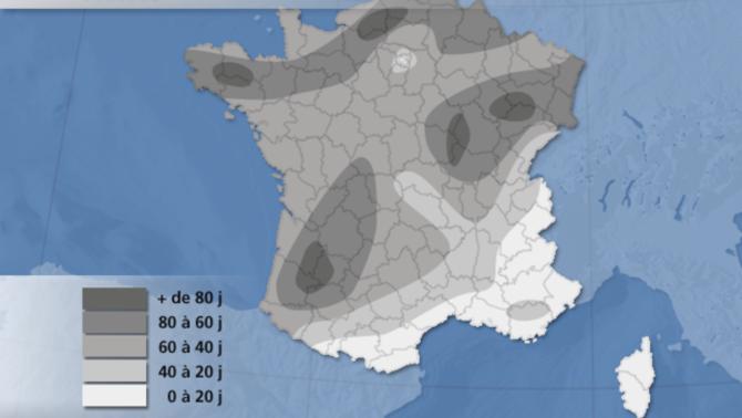 Actualités France - France - Brouillard