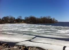 Fin d'hiver à Ottawa