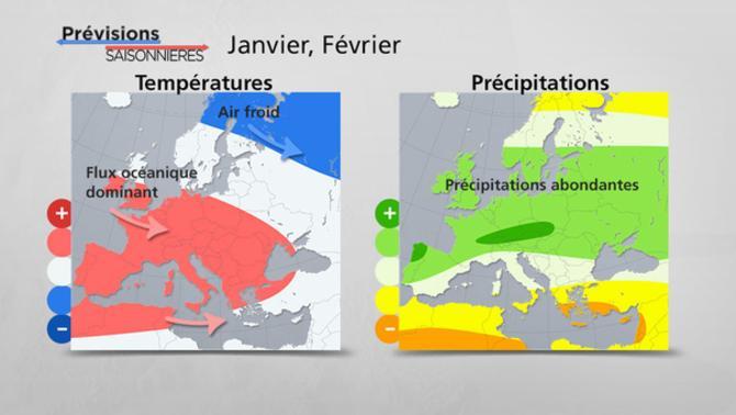 Actualités France - France - Prévision saisonnière