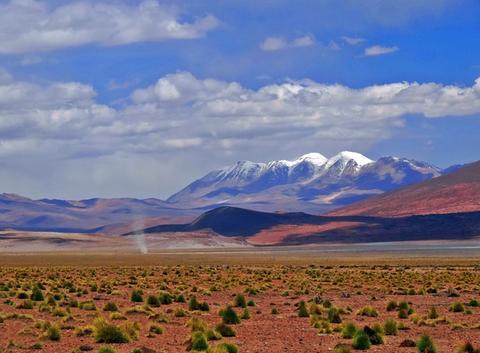 Cordière des Andes 4680 m