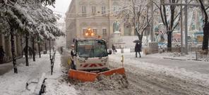 Reporters - Saint-Etienne 42000 - Neige
