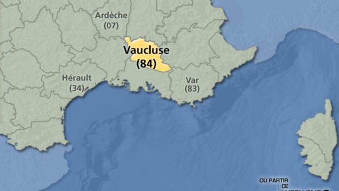 Actualités France - Vaucluse
