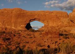 Ciel Colorado Springs COUCHER SOLEIL SUR ARCHES