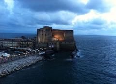 Nuages Naples 80100 Château de l ?uf
