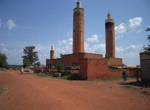 Mosquée de kédougou.