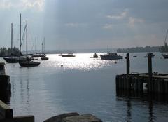 Ciel Halifax Soleil et nuages