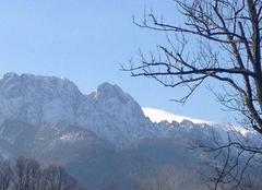 Neige Zakopane Les Tatras que j'aime tant...