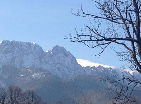 Les Tatras que j'aime tant...