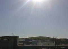 Beau jour � Ras Jebel