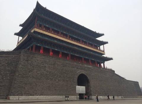 Pékin sous la pollution