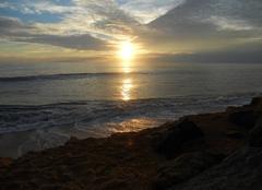 Ciel Colombo Couché de Soleil