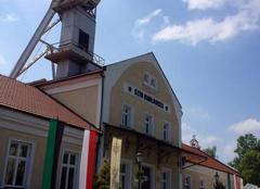 Nuages Cracovie 27052014 Mines de Sel de Wieliczka