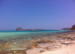 Mer Rethymnon Balos  lagon
