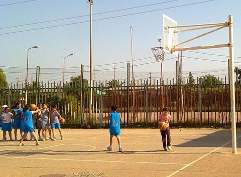 Camp 5 basket manel