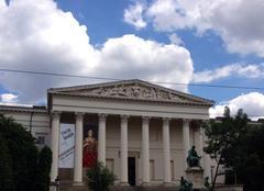 Ciel Budapest 16062014 Musée National de Budapest