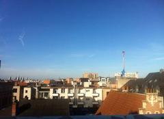 Ciel Anvers Anvers Sud -Antwerpen Zuid