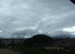 Ciel Nara Avant le Typhon neoguri