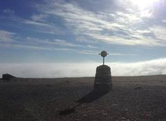 Ciel Hammerfest Cap nord Norvège 71°10'21''