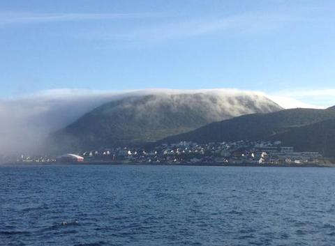 Hammerfest 05h00 Norvège