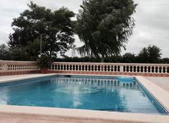 Nuages Sa Pobla 07420 Piscine villa