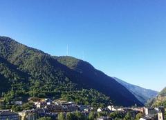 Ciel Encamp Andorre