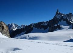Le glacier du geant