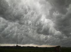Orage Jodoigne Gros orage