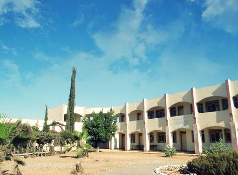 IBN RUCHD SCHOOL NATURE