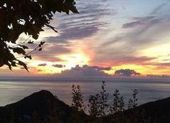 Ciel San-Martino-di-Lota 20200 Lever de soleil