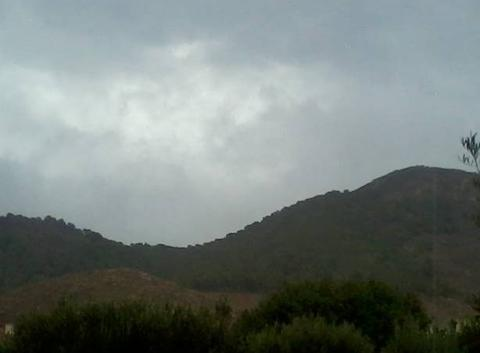 Orage & pluie à Ihajjamen-Sitolassa-Nador