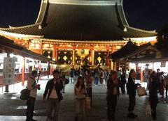 Ciel Tokyo 20102014 temple senso-ji, tokyo by niko75- fr