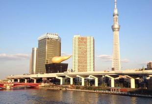 Ciel Tokyo 25102014 tokyo skytree by niko75- fr