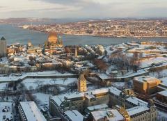 Neige Québec Première neige à québec