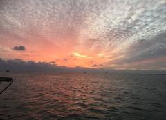 Ciel Key West Coucher de soleil