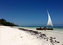 Mer Zanzibar Gabi beach hôtel melia