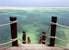 Mer Zanzibar Jetty bar hotel melia