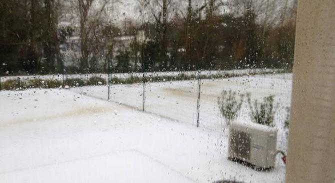 Actualit m t o neige ce mercredi vos photos et vid os diffus es sur la cha ne m t o la - Meteo cholet 49 ...