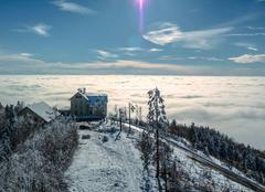 Ciel Badenweiler Mer de nuage