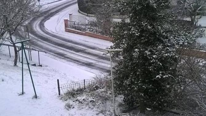 Reporters - Chaumont 52000 - Neige