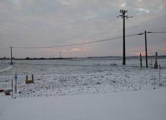 Grémont sous la neige