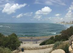 Promenade a Tel Aviv