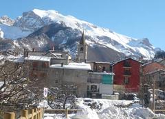 Neige Limone Piemonte 12015 Montagne