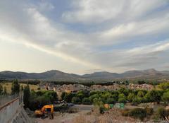 Nuages Guadarrama 28440 Voile nuageux