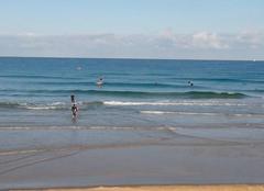 Photo de la plage  de biscarrosse