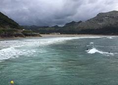 Mer Castro-Urdiales 39700 Surf en cantabrie