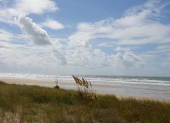 Belles plages de la c�te Atlantique