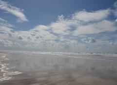 Ciel Vendays-Montalivet 33930 Plage de la côte Atlantique