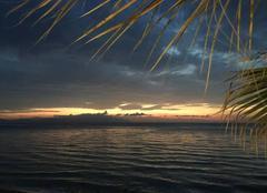 Mer Kusadasi Couche soleil